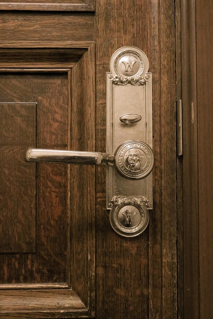 deur slot