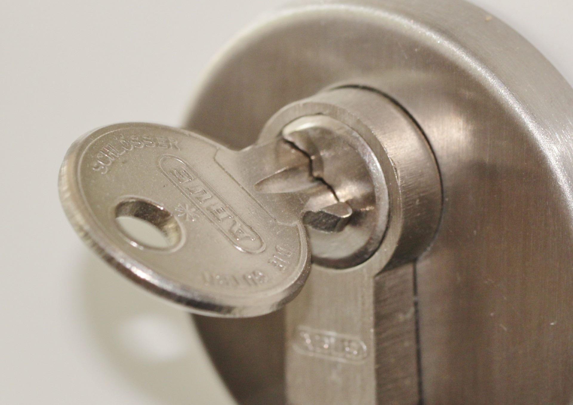 Is één slot voldoende beveiliging?
